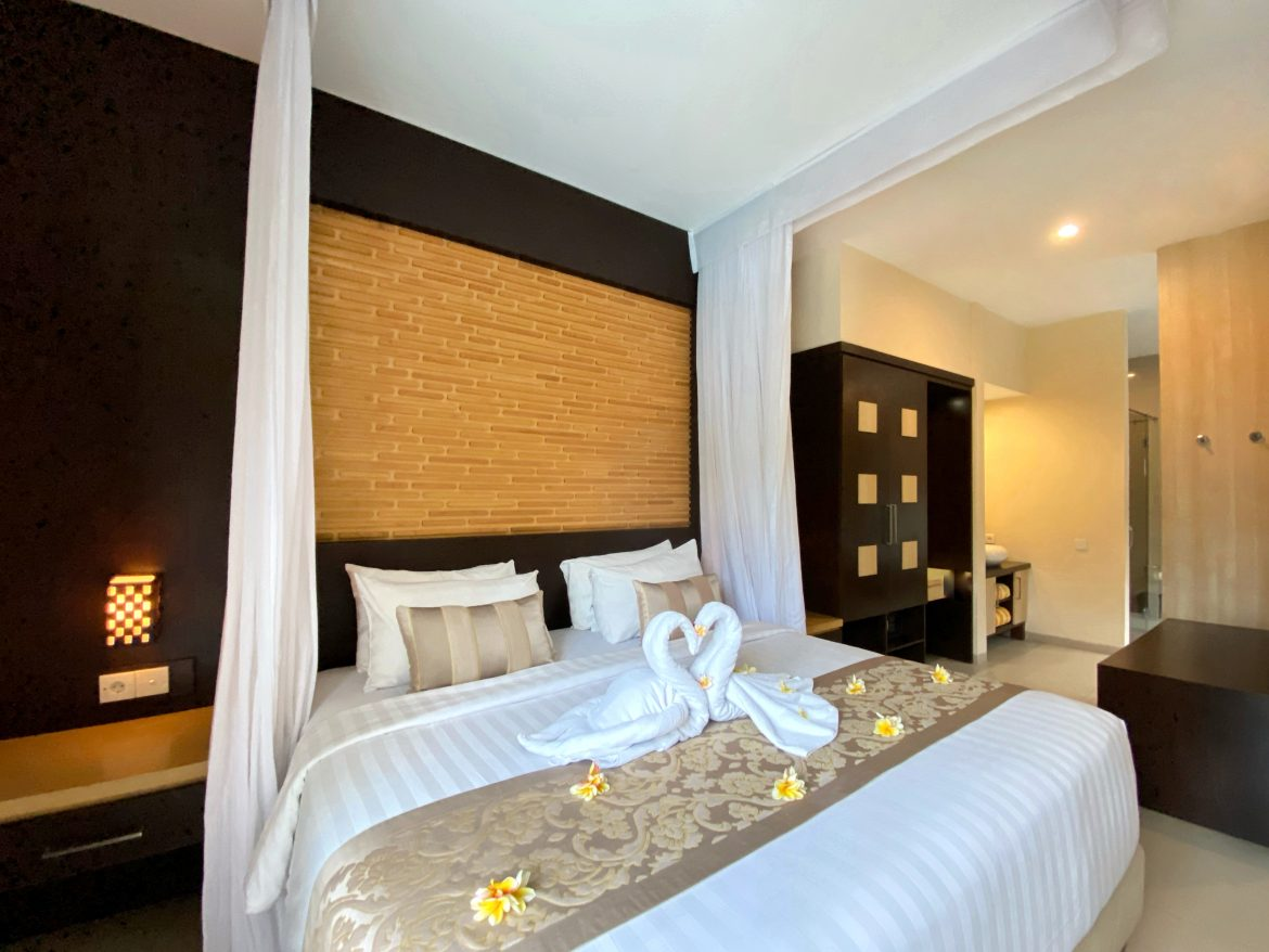 One Bed Room Suite Pool Villa